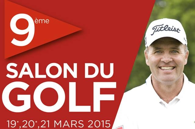 TRIANGULAID AU SALON DU GOLF du 19 au 21 Mars 2015