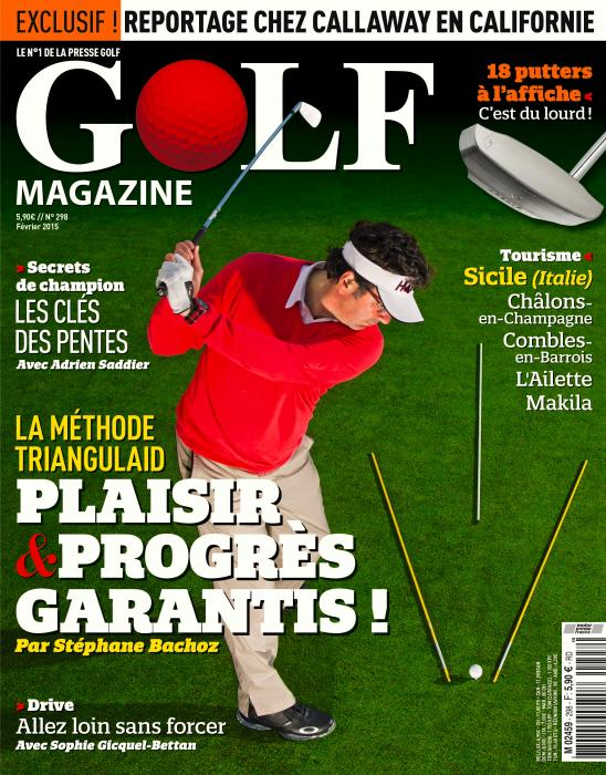 Couv Golf Mag